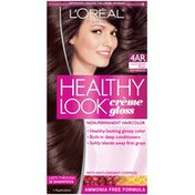 Healthy Look Creme Gloss Cool Chestnut Brown Iced Chocolate 4ar Hair Color