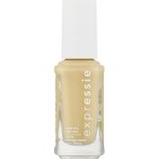 Essie Nail Color, Quick Dry, Busy Beeline 100