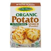 Let's Do...Organic Organic Potato Starch Powder