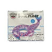 BigMouth Inc. Blue Pink & Purple Giant Mermaid Tail Pool Float