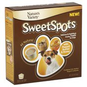 Nature's Variety Dog Treats, With Peanut Butter & Honey