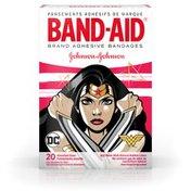 Band-Aid Brand Adhesive Bandages, Dc Comics Wonder Woman, Assorted Sizes