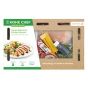 Home Chef Honey Balsamic Chicken Breast Meal Kit