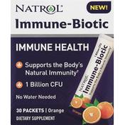 Natrol Immune-Biotic, Orange, Packets