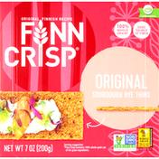 FINN CRISP Sourdough Rye Thins, Original