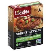 Lightlife Veggie Patties, Meatless, Garden Vegetable Burger