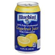 Bluebird Grapefruit Juice