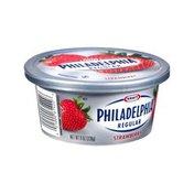 Philadelphia Kraft Philadelphia Regular Strawberry Cream Cheese