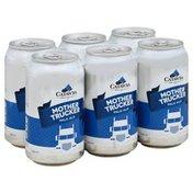 Catawba Brewing Beer, Pale Ale, Mother Trucker