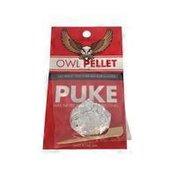 Compact Curiosities Owl Pellet