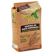 Masa Brosa Corn Masa, Organic, Instant