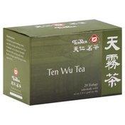 Ten Ren Tea, Ten Wu, Teabags