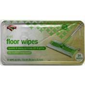 Hannaford Wet Floor Wipes
