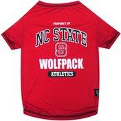 Pets First Medium NCAA North Carolina State Wolfpack Dog T-Shirt