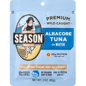 Season Albacore Tuna, In Water, Premium