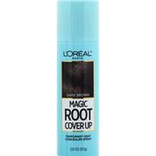 L'Oreal Concealer Spray, Temporary Gray, Dark Brown