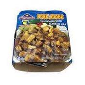 Binondo Pork in Adobo Sauce