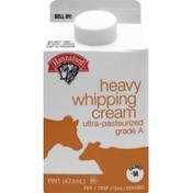 Hannaford Heavy Whipping Cream