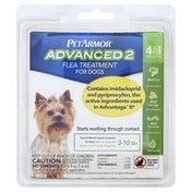 PetArmor Flea Treatment, For Dogs