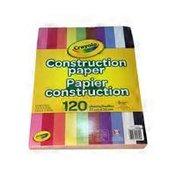 Crayola Construction Paper Pad