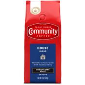 Community Coffee House Blend Medium-Dark Roast Ground Coffee