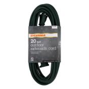 Sylvania 20 Feet Outdoor Extension Cord