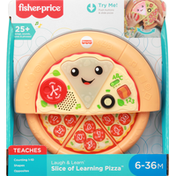 Fisher-Price Slice of Learning Pizza, 6-36M