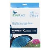 HomeCare Vacuum Bags Kenmore C Spring Day Scent - 3 CT