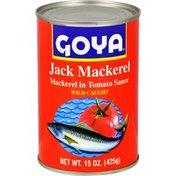 Goya Jack Mackerel in Tomato Sauce