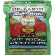 Dr. Earth Fertilizer, Tomato, Vegetable & Herb, Premium