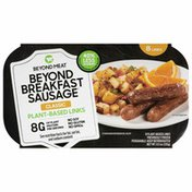 Beyond Meat Beyond Breakfast Sausage, Plant-Based Breakfast Links