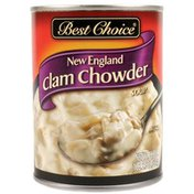 Best Choice Rts Clam Chowder Soup