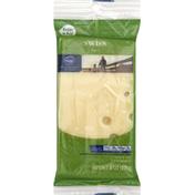 Kroger Cheese Slices, Swiss