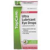 TopCare Sterile Ultra Lubricant Eye Drops
