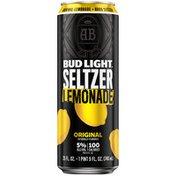 Bud Light Original Lemonade Seltzer