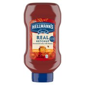 Hellmann's Real Ketchup Family Size Sweetened Only With Honey