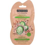 Freeman Btfl Clay Mask Ccmbr/slt