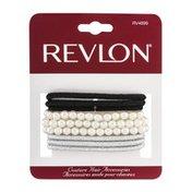 Revlon Coutoure Hair Accessories Elastics - 9 CT