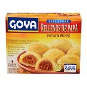Goya Beef & Pork Potato Puffs