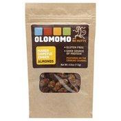 Olomomo Almonds, Mango Chipotle Zinger