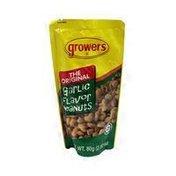Growers Original Garlic Flavor Peanuts, Garlic