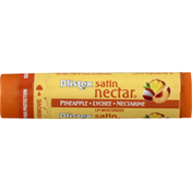 Blistex Lip Moisturizer, Pineapple/Lychee/Nectarine