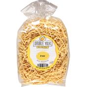 Double Yolk Egg Noodles, Fine