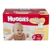 Huggies Supreme Little Snugglers Size 2 Diapers