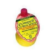 Pompeii Organic Concentrated Lemon Juice