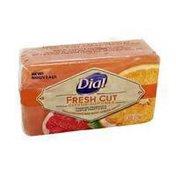 Dial Bar Soap, Triple Refined, Citrus