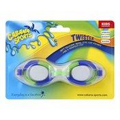 Cabana Sports Goggles, Twister, Kids