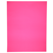 Simply Done Poster Board, Neon Pink