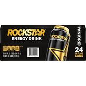 Rockstar Energy Drink, Original, 24 Pack