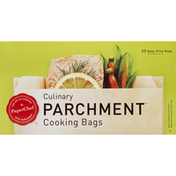 PaperChef Cooking Bags, Culinary Parchment